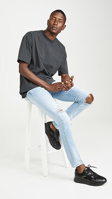 Ksubi Chitch Punk Thrashed Denim Jeans