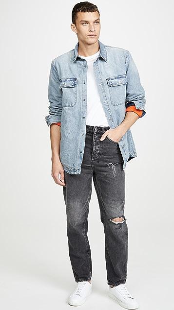 Ksubi Anti Skream Shirt Jacket