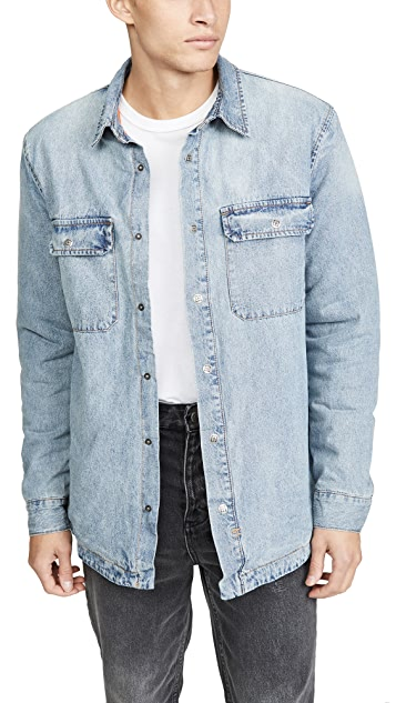 Ksubi Anti Skream Shirt Jacket