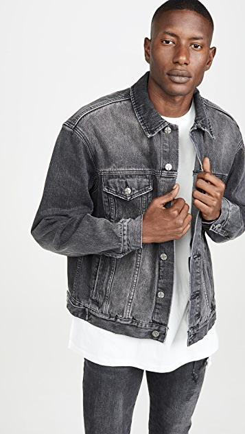Ksubi Oh G Trucker Jacket
