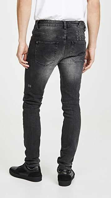 Ksubi Chitch Throwblack Jeans