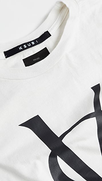 Ksubi Fancy Dollar Tee
