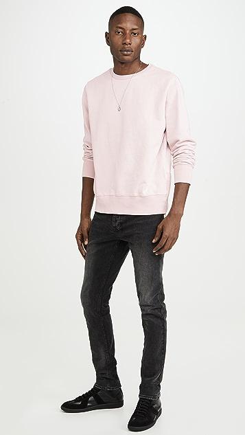 Ksubi Seeing Lines Crew Neck Sweatshirt