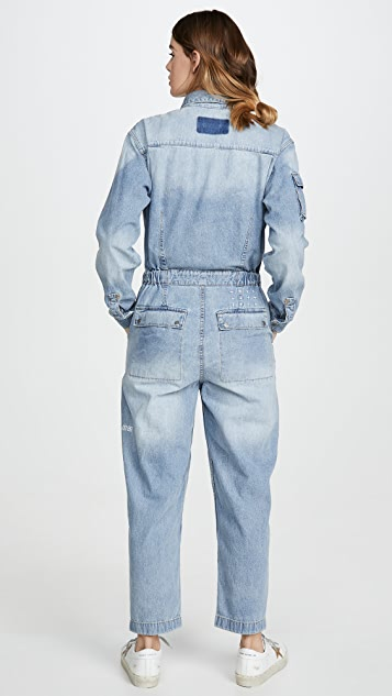 Ksubi Reflex Boiler Suit