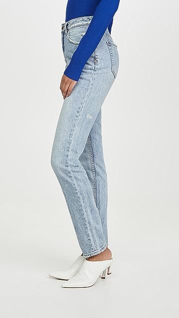 Ksubi 修身小脚牛仔裤