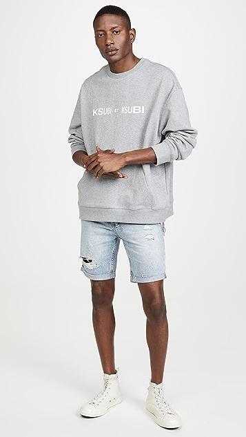 Ksubi Chopper Shorts Karma Krush