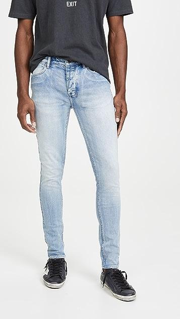 Ksubi Van Winkle Punk Blue Jeans