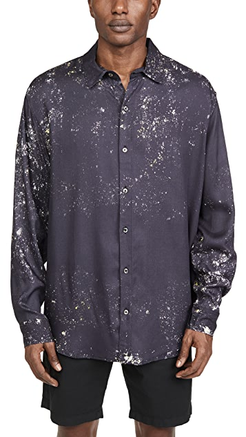 Ksubi Acid Painter Shirt