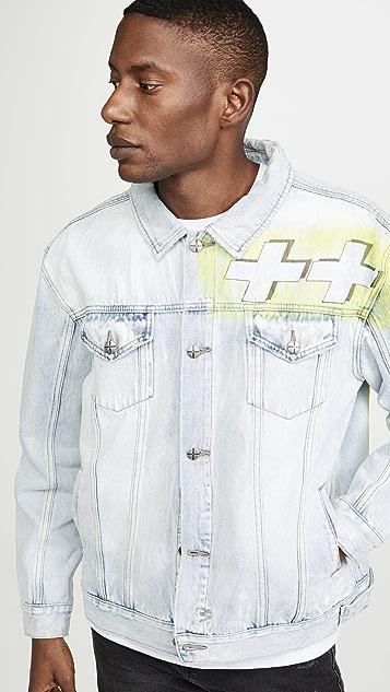 Ksubi Oh G Jacket Stoked Neon Jacket