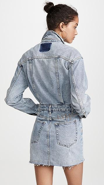 Ksubi Domino 连衣裙