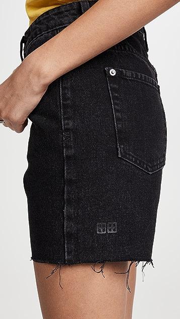 Ksubi Racer Noir 短裤