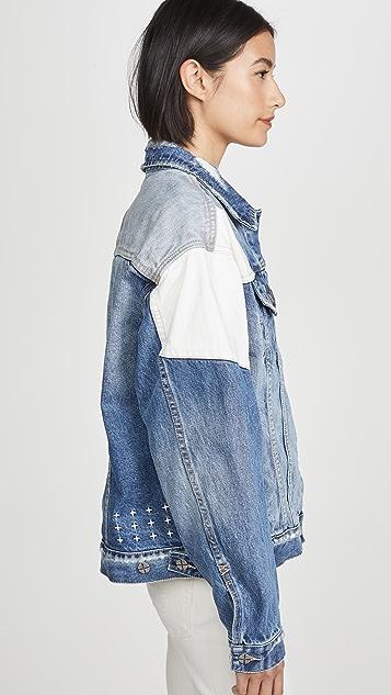 Ksubi Oversized Jacket Tonez