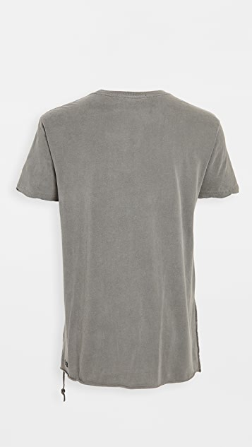 Ksubi Seeing Lines Short Sleeve T-Shirt