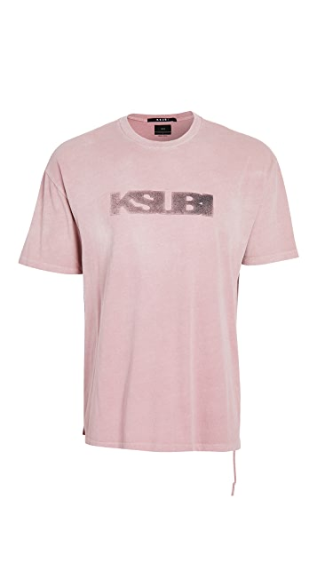 Ksubi Sign of the Times T-Shirt
