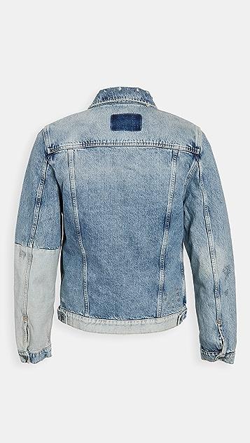 Ksubi Classic Jinx Remix Denim Jacket
