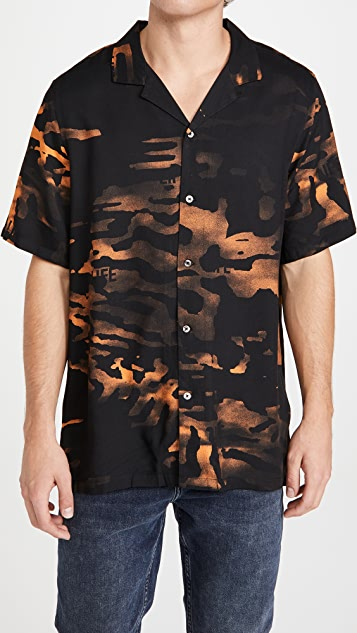 Ksubi Life Resort Short Sleeve Shirt