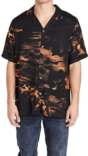 Ksubi Life Resort Short Sleeve Shirt