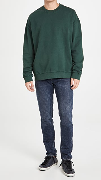 Ksubi Biggie Crew Neck Sweatshirt
