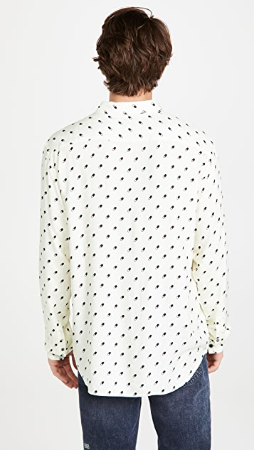 Ksubi Pills Button Down Shirt