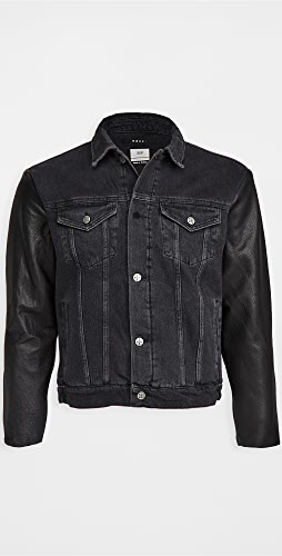 Ksubi - Oh G Jacket Throwblack Biker