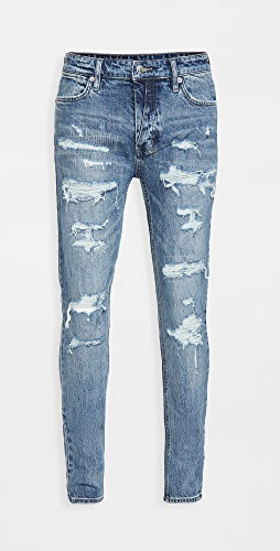 Ksubi - Van Winkle Runaway Ruined Jeans