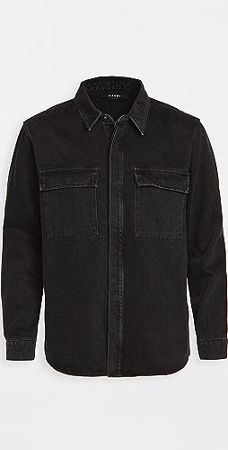 Ksubi - Snakebike Shirt Dusted Black