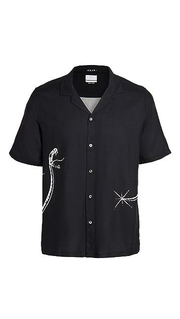 Ksubi Serpent Shirt