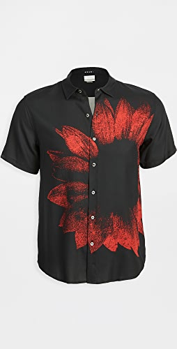 Ksubi - Dazed Shirt Red Print