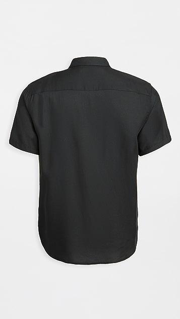 Ksubi Dazed Shirt Red Print