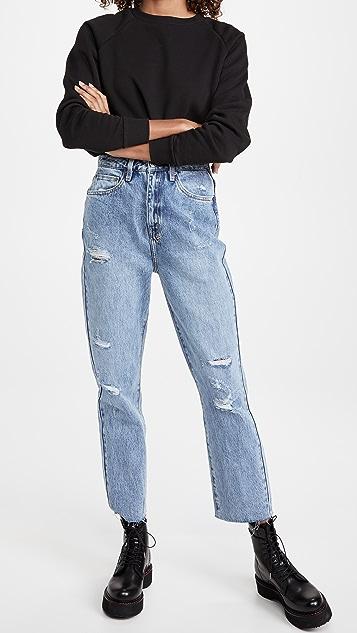 Ksubi Chlo Wasted Vibez Trashed Jeans