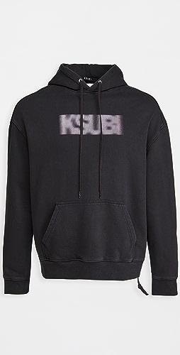 Ksubi - Bitmap Biggie Long Sleeve Hoodie