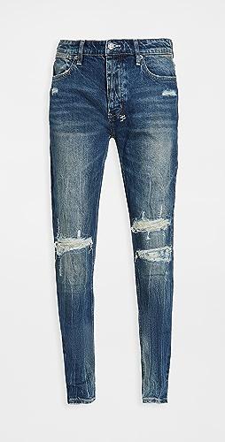 Ksubi - Van Winkle Boneyard Rage Jeans