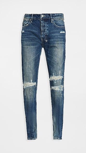 Ksubi Van Winkle Boneyard Rage Jeans