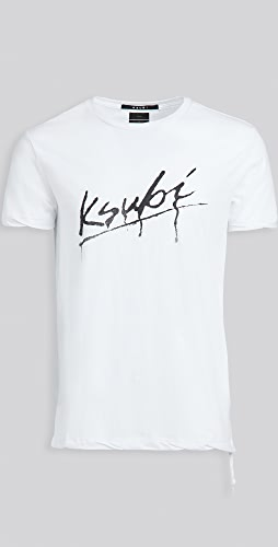 Ksubi - Ksubi Drip Tee True White