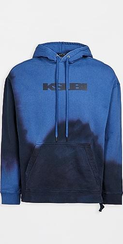 Ksubi - Eterno Dye Biggie Hoodie