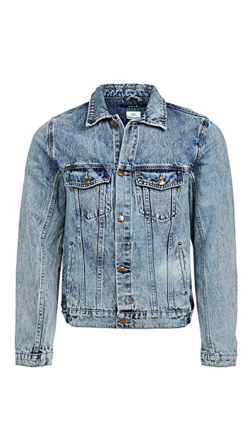 Ksubi Classic Retrograde Denim Jacket