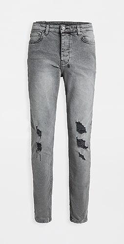 Ksubi - Chitch Prodigy Trashed Jeans