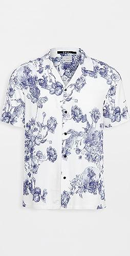 Ksubi - Master Resort Shirt White