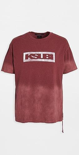 Ksubi - Ksubi Box Logo Biggie Tee