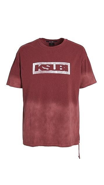 Ksubi Ksubi Box Logo Biggie Tee
