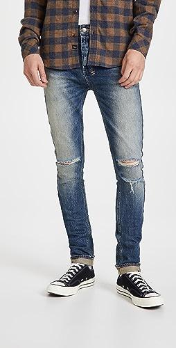 Ksubi - Van Winkle Originate Trashed Jeans
