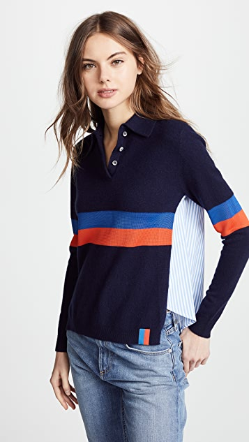 KULE The Rainey Cashmere Top