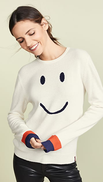 KULE The Smile Cashmere Sweater