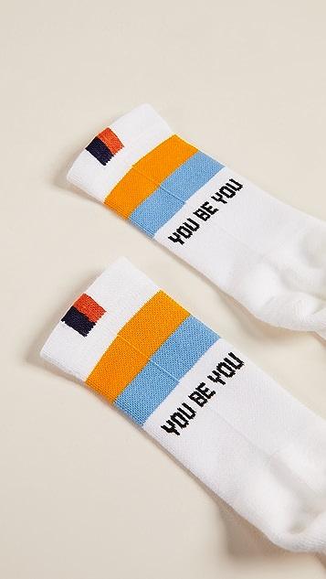 KULE The You Be You Sock