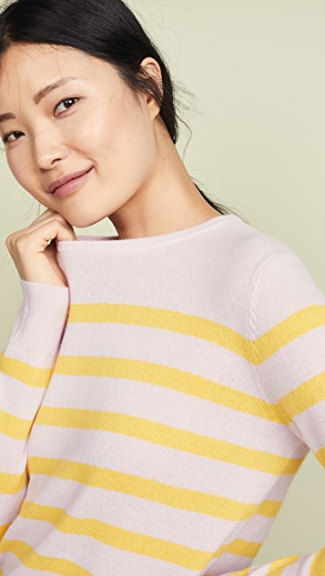 KULE The Cashmere Skate Sweater