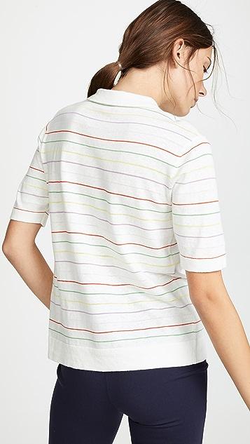 KULE Рубашка-поло Vivienne