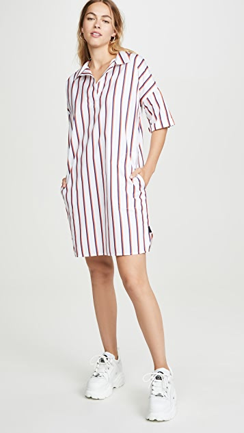 KULE The Izzy Shirtdress
