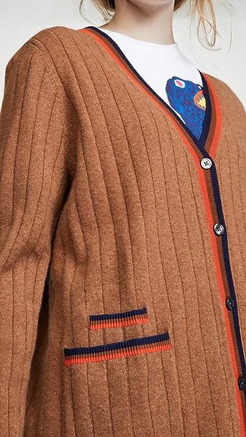 KULE Leon 开司米羊绒开襟衫