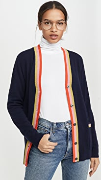 The Greyson Cashmere Cardigan