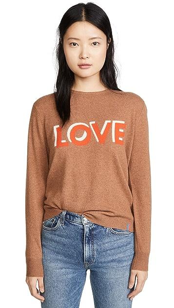KULE Кашемировый свитер Love
